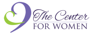 logo for the center for women in brevard nc